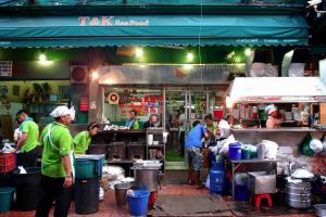 TK Seafood Chinatown